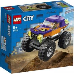 LEGO® Puzzle LEGO® City 60251 Monster-Truck, Puzzleteile