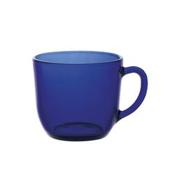 Duralex Teeglas Lys Saphir, Glas, Kaffeeglas Teeglas 220ml Glas blau 6 Stück Ø 7.7 cm x 6.9 cm
