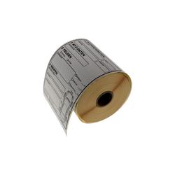 Reifen Einlagerung Etikett Einlagerungslabel 100 Stück auf Rolle