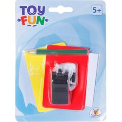 Toy Fun Schiedsrichter-Set 5-teilig