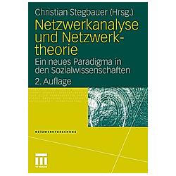 Netzwerkanalyse und Netzwerktheorie - Buch