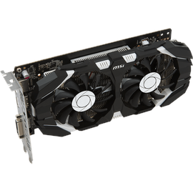 MSI GeForce GTX 1050 Ti 4GT OC 4GB GDDR5 1341MHz (V809-2277R)