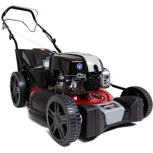 Sprint 2691795 530SPX 530SPX-21-Zoll/53 cm handgeführter selbstfahrender Benzinrasenmäher mit Briggs & Stratton 750EX Series DOV Motor