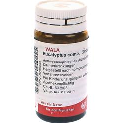 EUCALYPTUS COMP.Globuli 20 g