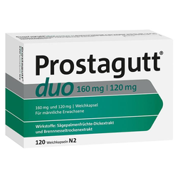 Prostagutt duo 160 mg/ 120 mg
