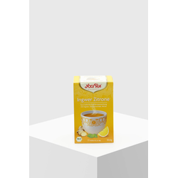 Yogi Tea Ingwer Zitrone 17 Teebeutel