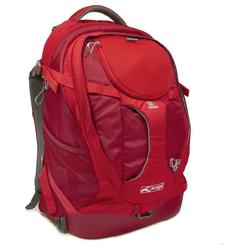 Kurgo Rucksack G-Train K9 Backpack rot