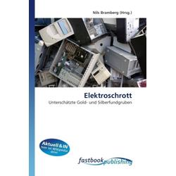 Elektroschrott als Buch von Nils Bramberg