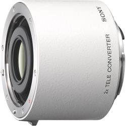 Sony Objektiv 20TC A-Objektiv für Digitalkameras weiß