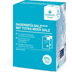 DERMASEL Therapie Totes Meer Nasenspülsalz liquid 20 St.
