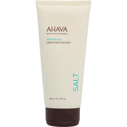 AHAVA Körpergel Deadsea Salt Liquid Dead Sea Salt