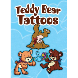 Teddy Bear Tattoos [With Tattoos] als Buch von Stephanie Laberis