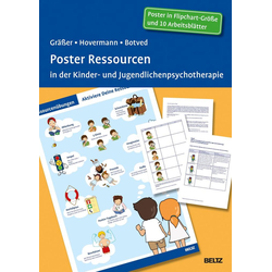 Poster Ressourcen in der Kinder- und Jugendlichenpsychotherapie