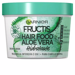 FRUCTIS HAIR FOOD aloe vera mascarilla hidratante 390 ml