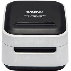 Brother VC-500W Etiketten-Drucker ZINK™ 313 x 313 dpi Etikettenbreite (max.): 50mm USB, WLAN