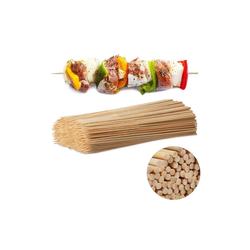 relaxdays Schaschlikspieße Schaschlikspieße aus Bambus 500 Stück