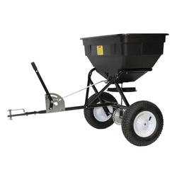 Streuwagen für Rasentraktoranbau