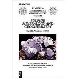 Sulfide Mineralogy and Geochemistry - Buch