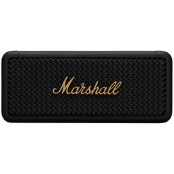 Marshall Emberton Schwarz/Gold