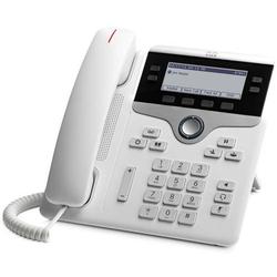 Cisco CP-7841-W-K9= Systemtelefon,VoIP LC-Display Weiß