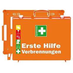 SÖHNGEN Erste-Hilfe-Koffer MT-CD Brandverletzungen ohne DIN orange
