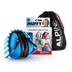 Alpine Gehörschutz Muffy, blau