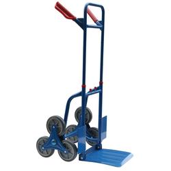Kraft Werkzeuge Treppensackkarre Kraft Werkzeuge Treppensteiger klappbar Treppen Sackkarre Transportkarre 120 kg