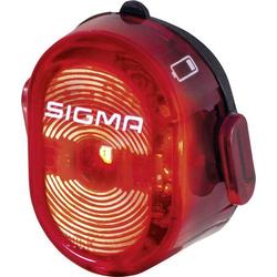 Sigma Fahrrad-Rücklicht NUGGET II akkubetrieben Rot, Schwarz