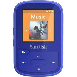 SanDisk Clip Sport Plus blau