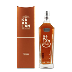 Kavalan Single Malt 0,7L (40% Vol.)