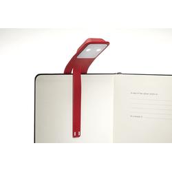 MOLESKINE Allesschneider Moleskine Booklight Scarlet Red