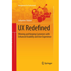 UX Redefined als Buch von Johannes Robier