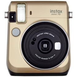 Fujifilm mini 70 Sofortbildkamera Gold