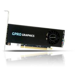 Sapphire VGA SAP GPRO 4300 4GB GDDR5 PCI-E QUAD MINI DP Grafikkarte (4 GB, DDR5, Single Fan Lüfter)