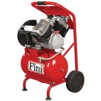 Fini Kompressoren Big Pioneer/I 362M, Fini Mobiler Kolbenkompressor