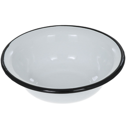 1o1BARBERS Enamel Bowl 12 cm