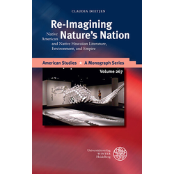 Re-Imagining Nature's Nation als Buch von Claudia Deetjen