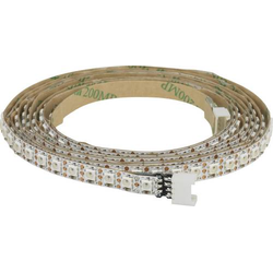 MAKERFACTORY M5Stack NeoPixel Strip MF-6324771 LED-Streifen mit Stecker/Buchse 3.5V 200cm RGB Tape c