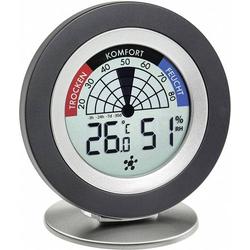 TFA Weatherhub SmartHome System Cossy Radar Thermo-/Hygrometer App basierend Anthrazit