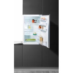 Einbaukühlschrank, 87,4 cm hoch, 54,1 cm breit, Kühlschrank, 666940-0 weiß weiß