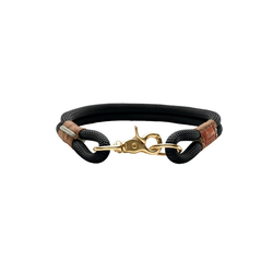 Hunter Hunde-Halsband Oss, Tau 2 cm x 65 cm
