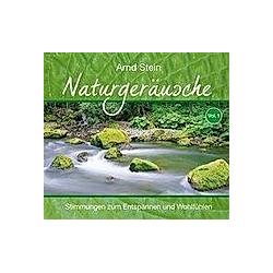 Naturgeräusche, 1 Audio-CD