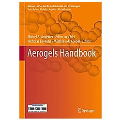 Aerogels Handbook - Buch