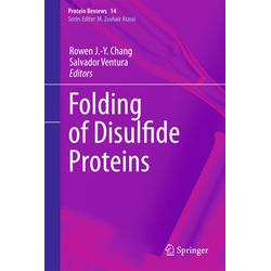 Folding of Disulfide Proteins als Buch von