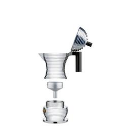 Alessi Espressokocher Alessi Pulcina Espressokocher rot 300 ml - MDL02/6 R
