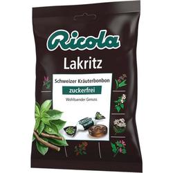 Ricola oZ Lakritz