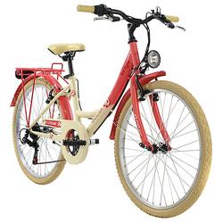 Kinderfahrrad 24'' Kahuna Fahrräder Rahmenhöhe: 36 cm rot