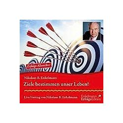 Ziele bestimmen unser Leben!, Audio-CD