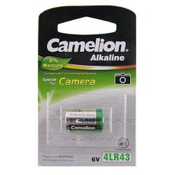 Camelion 4LR43 6V Batterie