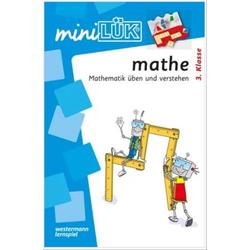 LÜK minimathe 3.Klasse - Mathematik üben und verstehen 0223